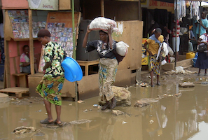 Pioneering new approaches to tackle urban flooding in Lusaka